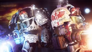 Space Hulk Deathwing Campaign Gameplay Demo (PS4/Xbox One/PC)