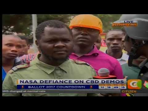 Citizen News: NASA Defiance On C.B.D Demos[PART 2]