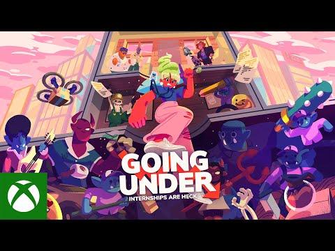 Игра Going Under теперь доступна в подписке Game Pass на Xbox и PC
