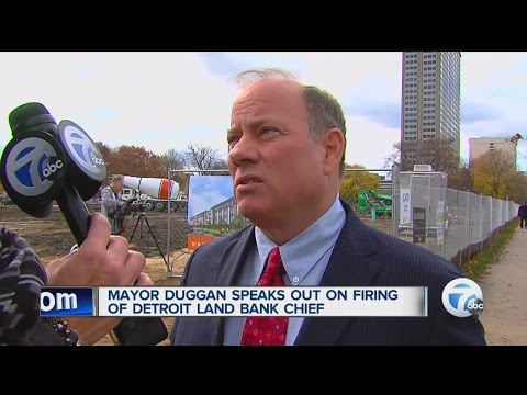 Mayor Duggan responds to Land Bank controversy