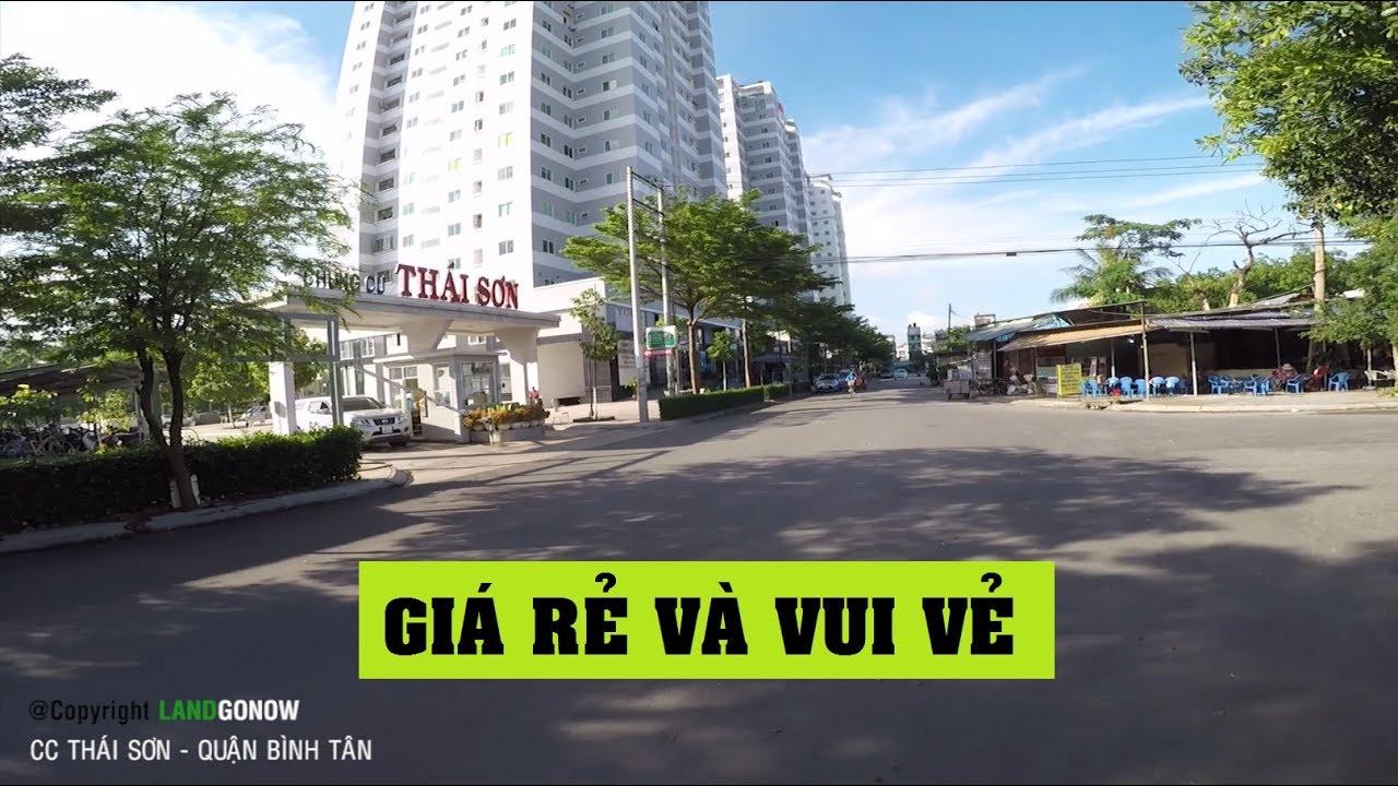 Chung cư Thái Sơn, Quốc Lộ 1A, KCN Tân Tạo, Tân Tạo A, Quận Bình Tân – Land Go Now ✔