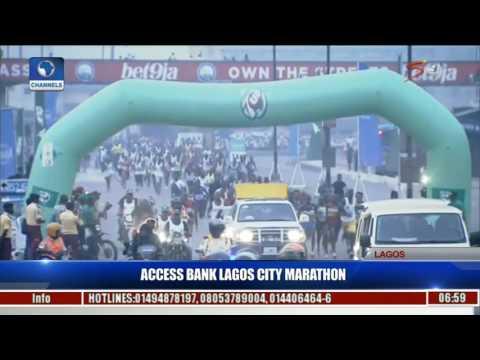 Access Bank Lagos City Marathon Pt2