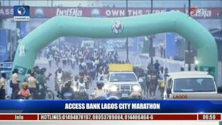 Access Bank Lagos City Marathon Pt2