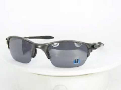 e28c52435be Oakley Sunglasses Half X 04141 Carbon Black Iridium.WMV - YouTube