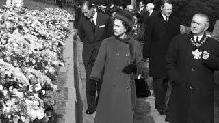 Aberfan: Where the Queen 'kept her promise' | ITV News