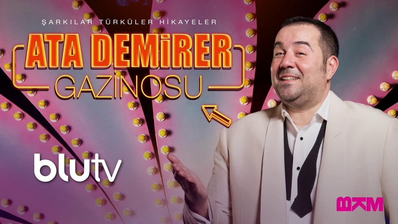 Ata Demirer Gazinosu 31 Aralık'ta BluTV'de!