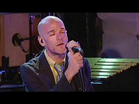 R.E.M. - Disappear (MTV Unplugged 2001) HD