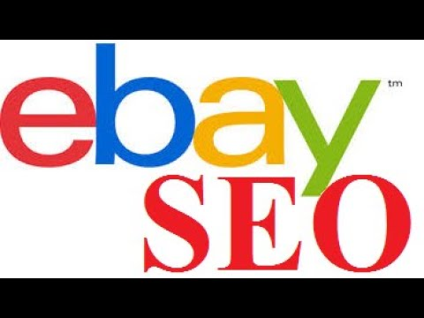 How To Title Your Ebay Listings Using SEO   How Ebay Search Works & Item Specifics