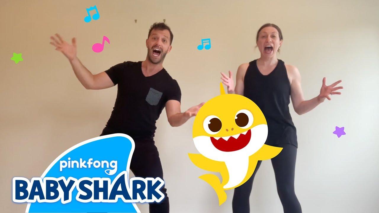 Dance Tutorial: I've Got the Rhythm | Pinkfong Baby Shark LIVE | Dance Along | Baby Shark Official