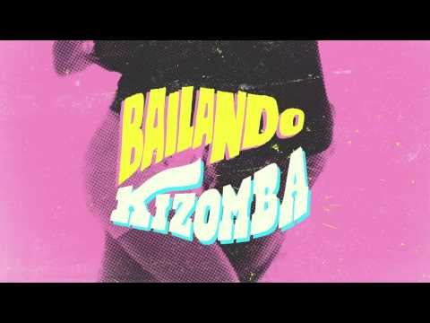 Coréon Dú - Bailando Kizomba (Lyric Video)