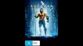 Opening to Aquaman 2019 DVD Australia