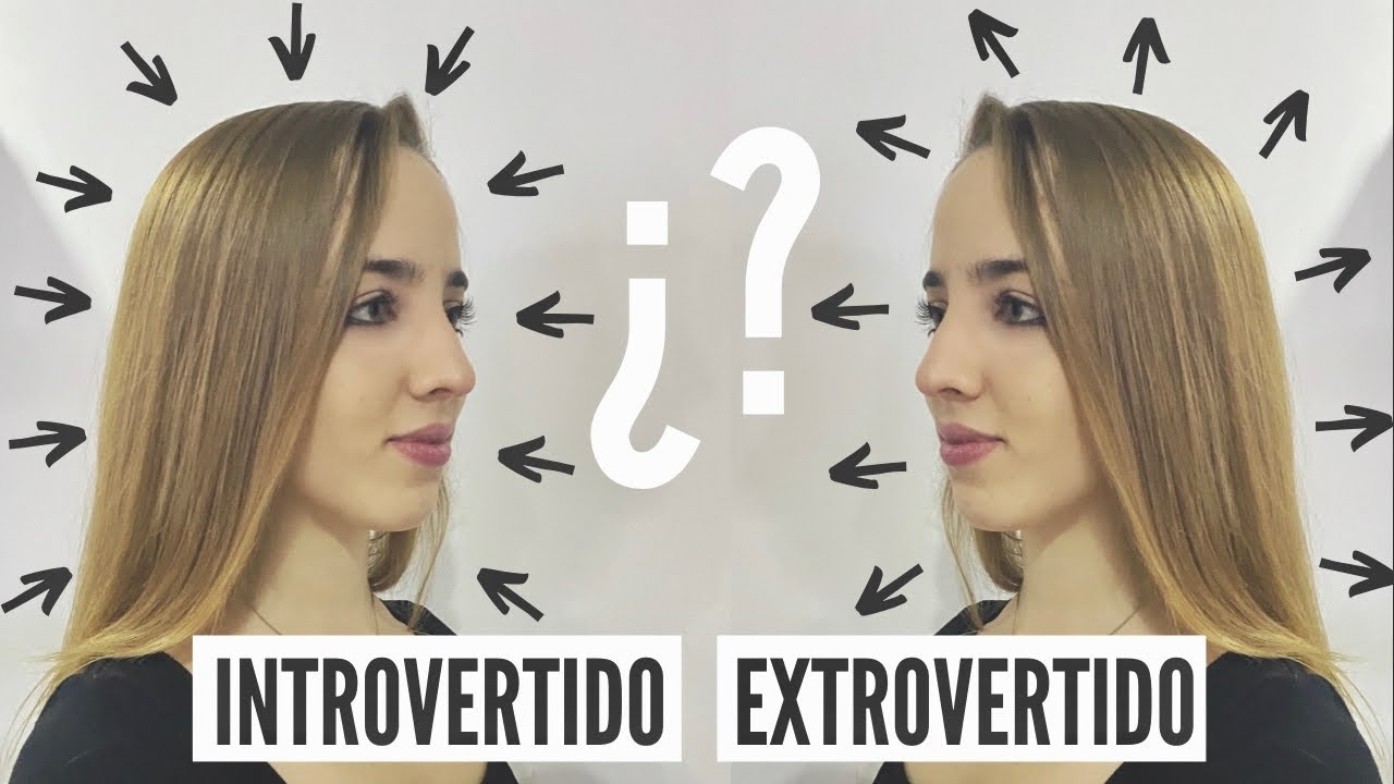 ¿Qué soy? ¿Extrovertido, introvertido o ambivertido?