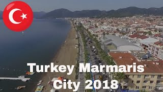 Turkey Marmaris City 2018