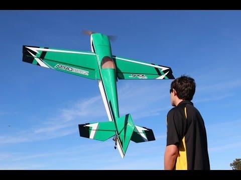 Aerobeez 30% Slick540 Throwdown Cali Style with Santiago Perez!