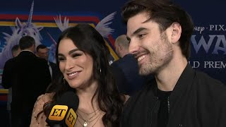 Ashley Iaconetti and Jared Haibon DISH on The Bachelor Contestants (Exclusive)