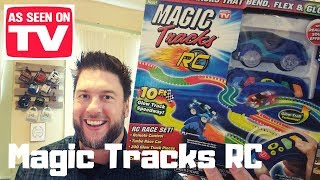 Magic Tracks RC review: as seen on TV product put to the test