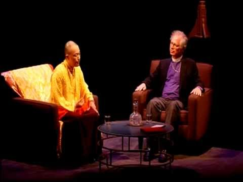 Bishop Marc Andrus and The Sakyong, Jamgön Mipham Rinpoche: A pathway to compassion