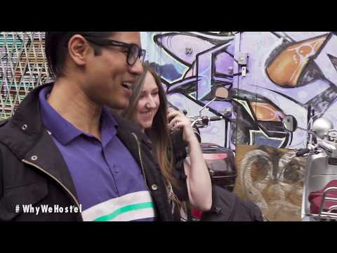 Spend a Day with HI San Francisco Downtown Hostel