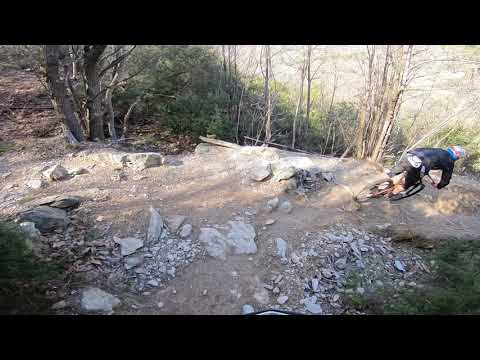 Finale Ligure La Bianca Trail MTB Enduro 2018