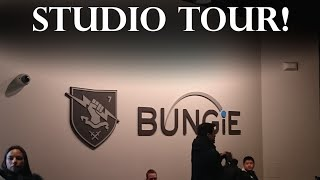 Bungie Studio Tour for House of Wolves Expansion! With Deej and My name is Byf