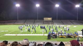 E.C. Glass Marching Band 2015-The Road to Home