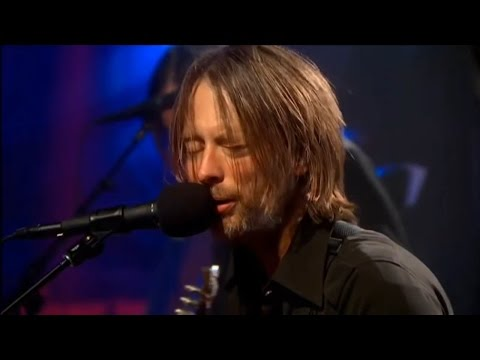 Radiohead - Morning Mr. Magpie | Live (Colbert Report, 2011)