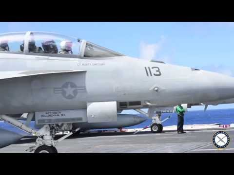 USNI News Video: What's In A Carrier Air Wing?