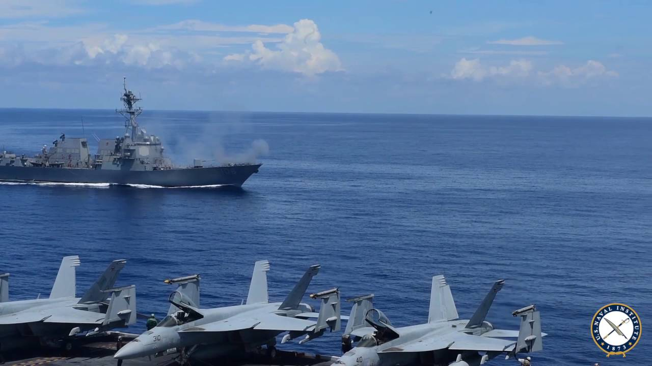 This 3-Minute Video Explains a U S  Navy Carrier Air Wing