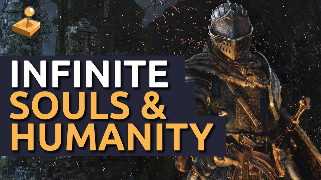dark souls how to get more humanity