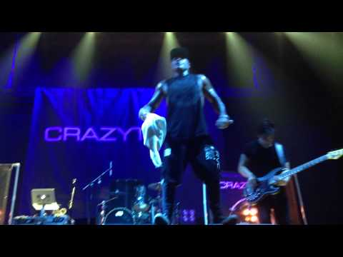 Crazy Town - Butterfly @ Rock im Park in N rnberg, Germany, 9 June 2014