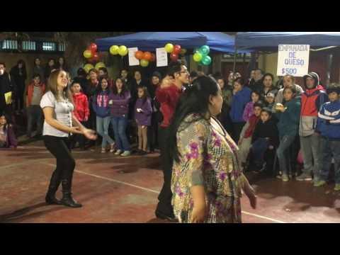 Comunidad Participa 2016 - Taller de baile apoderados