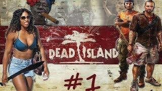 Dead Island Riptide(multiplayer) - НЕСНОСНОЕ ТРИО #1