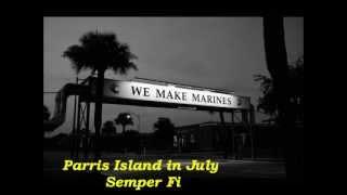 Semper Fi - Trace Adkins w/ lyrics