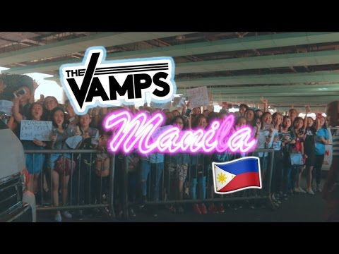 The Vamps All Night in Manila