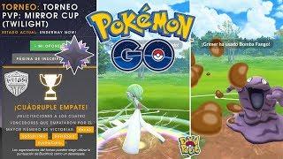NADIE ESPERABA ESE POKÉMON! CAMPEÓN COPA ESPEJO (TWILIGHT) PARTE 2!  [Pokémon GO-davidpetit]