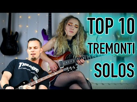 TOP 10 MARK TREMONTI SOLOS | Sophie Burrell
