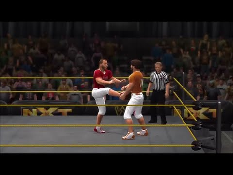 Oklahoma Sooners vs Tennessee Vols 2014 QB Challenge Worley vs Knight presented by DHHW WWE 2k14