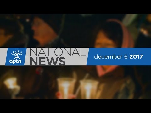 APTN National News December 6, 2017 - Suicide Report, Perspective On The National Inquiry