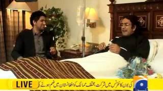 BNN Zardari Interview Dubai Hospital