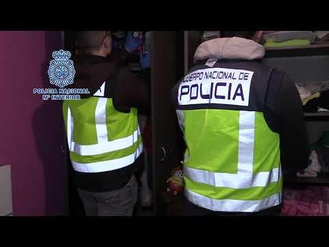 Desmantelan una red ilegal de medicamentos con ramificaciones en Valladolid (Operación Alfil)