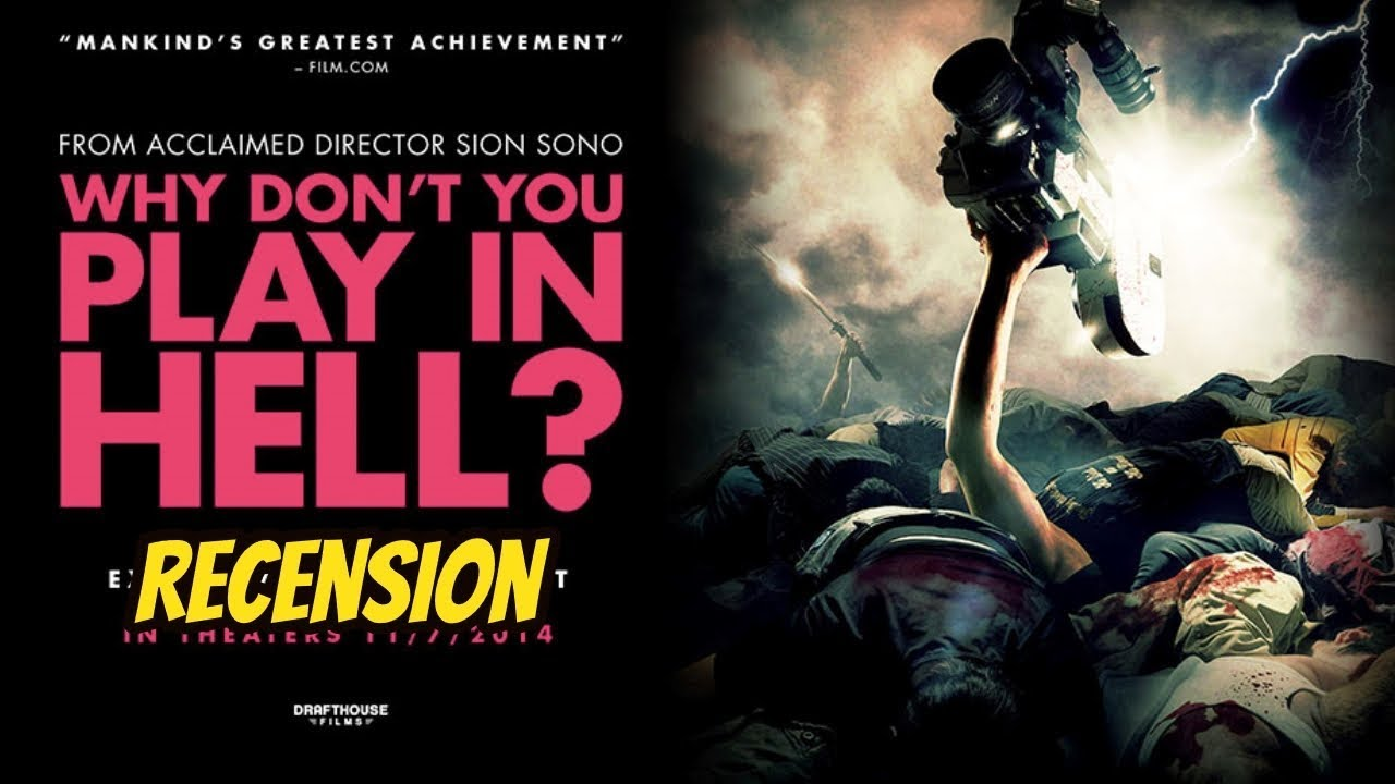 Why Dont You Play In Hell 2013 Recension