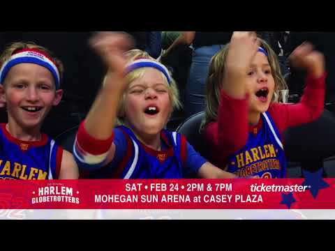 the-harlem-globetrotters---february-24,-2018---mohegan-sun-arena