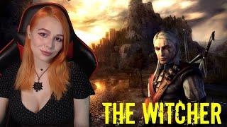 Обзор игры the Witcher 1 часть прохождение | Ведьмак #5 Глава 3