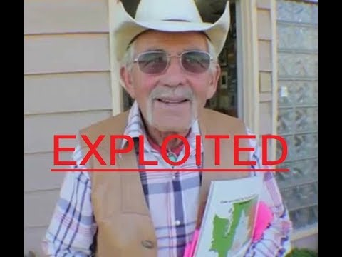 Bob Gimlin EXPLOITED By Sasquatch/Bigfoot Community?