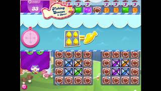 How to beat level 1132 in Candy Crush Saga!!