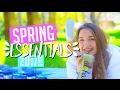 My Spring Essentials 2017!! Makeup, Accessories + More..!! || Makeupgirl21