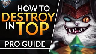 The ULTIMATE KLED GUIDE: BEST TOP LANE Tips to CARRY and RANK UP | League of Legends Pro Guide