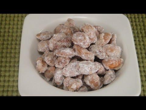 Frosted Nuts  | Sanjeev Kapoor Khazana