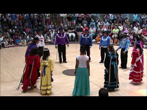 Choctaw Days 2013: Social Dancing 2