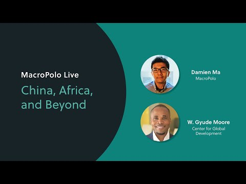 China, Africa, and Beyond with Gyude Moore